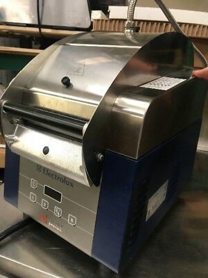 Electrolux HSPPAN High Speed Microwave Infrared Panini Sandwich Press Grill