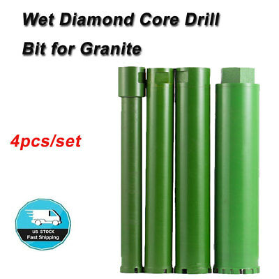 1'' 1.2'' 1.5''2'' Wet Diamond Core Drill Bit for Concrete- Premium Green Series