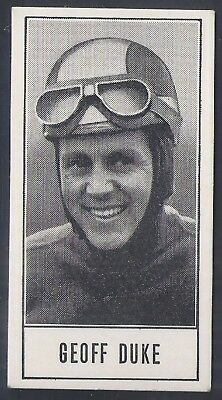 Barratt-Giants In Sport-#42- Motor Cycling - Geoff Duke