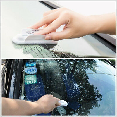 6X Car Wipers Windshield Glass Water Rain Repellent Soft Absorbent Wash Cloth