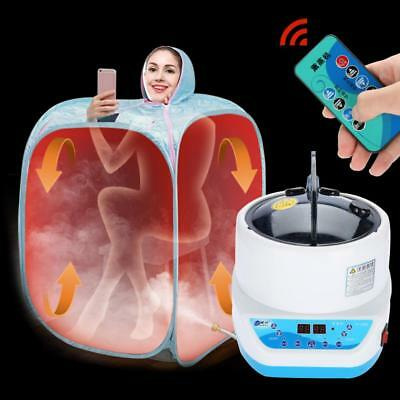 Home Steam Generator Steamer Pot Machine For Portable Steam Saunas 4L 220V ES