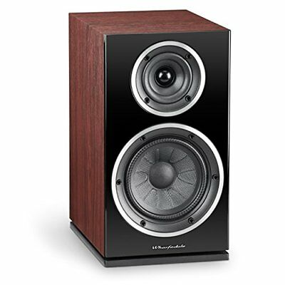 Wharfedale Diamond 225 Bookshelf Hi-Fi Speakers Pair Rosewood Best Home Stereo