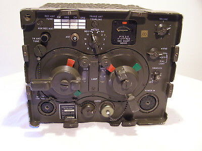 Receiver-Transmitter RT-66/GRC​   20 - 28MHz  No.4797