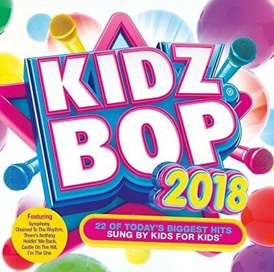 Various Artists / Kidz Bop 2018 *NEW* CD
