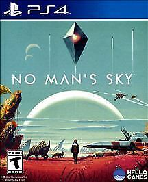 PS4 No Mans Sky Bran new sealed. no man's sky. Free SHIPPING