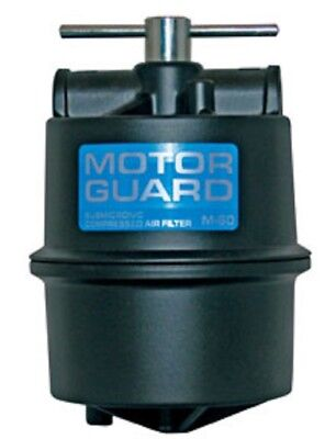 "Motor Guard M60 1/2"" NPT Sub-Micronic Compressed Air Filter"