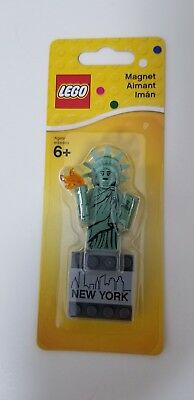 LEGO 853600 Statue of Liberty New York Minifigure Magnet NEW Free Shipping