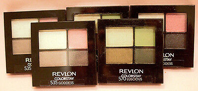 BUY 2, GET 1 FREE (add 3 to cart) Revlon ColorStay 16 Hour Eye Shadow
