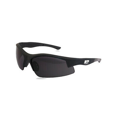 89bd79fb6d00 Smith   Wesson Accessories M P Shooting Glasses Smoke Lens Frame Black  110169