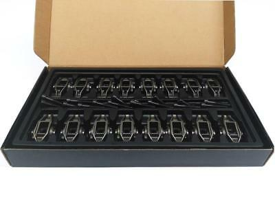 PRW 0634617 GM LS Series Upgraded Roller Rocker Arm Kit 1.7 Ratio
