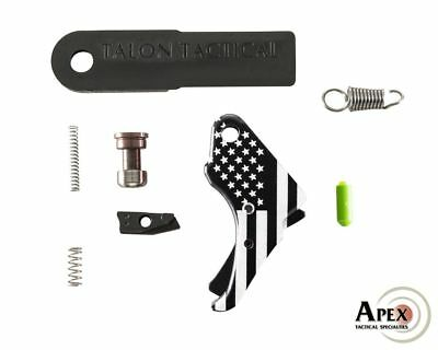 Apex Tactical S&W M&P Shield 2.0 Duty/Carry Freedom Trigger & Kit Black