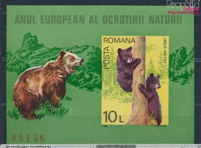 Romania block168 unmounted mint / never hinged 1980 Conservation (8641274