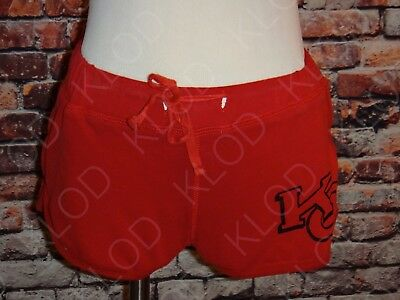 92263a899 VICTORIA S SECRET PINK NFL Kansas City Chiefs Women s Shorts size Small -   19.50