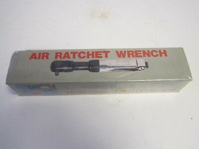 "Air Ratchet Wrench 1/4"" Square Drive 3/8"" ID 240 RPM 90 PSI 1/4"" NPT NEW"