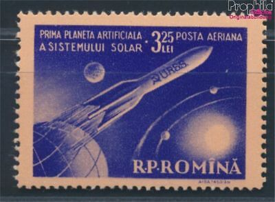 Romania 1764 unmounted mint / never hinged 1959 Satellitenstart (8688310