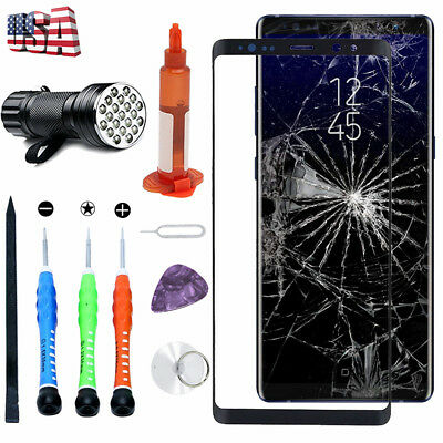 For Samsung Galaxy Note 8 Note 9 Front Glass Screen Lens Replacement Repair Tool