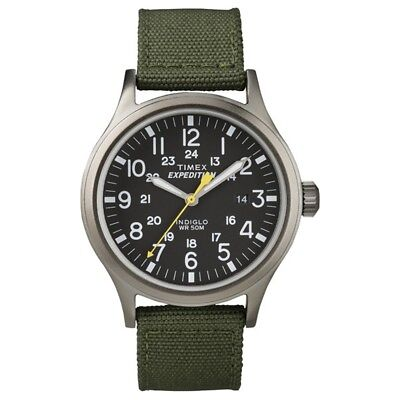 Timex T49961 Mens Expedition Scout Green Watch RRP £64.99