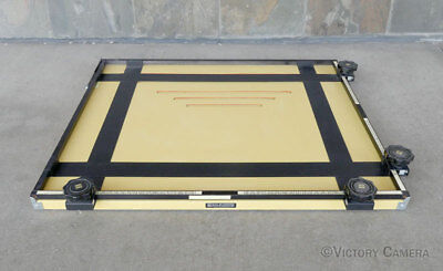 """Saunders 20""""x24"""" Universal 4-Bladed Heavy Duty Pro Lab Easel (73-1)"""