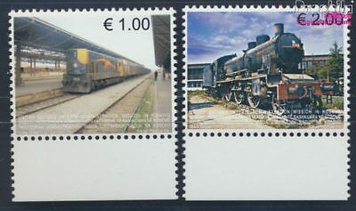 kosovo (UN-Administration) 90-91 MNH 2007 Railways (8776956
