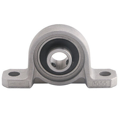 10mm Zinc Alloy Mounted Support Self-aligning Ball Bearing Pillow Block Housing