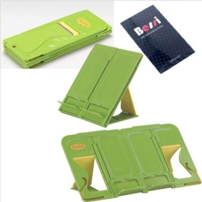 New Portable Folding Multi Book Tablet  stand book holder reading stand book