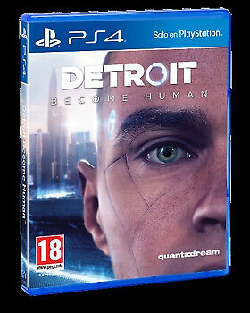 """Juego Sony Ps4 """"detroit:become Human"""""""