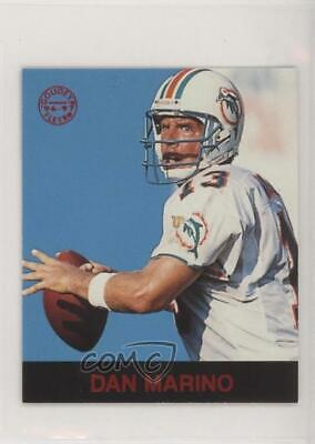 1997 Fleer Goudey Gridiron Greats #41 Dan Marino Miami Dolphins Football Card