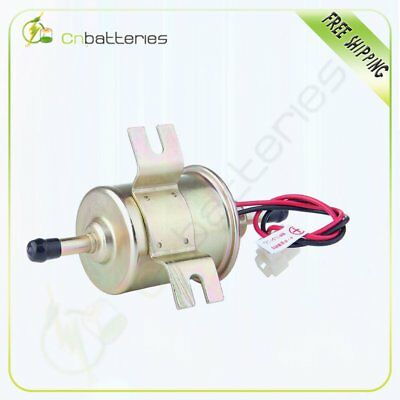 New Low Pressure Electric Fuel Pump /& Strainer With Installation Kit E3210