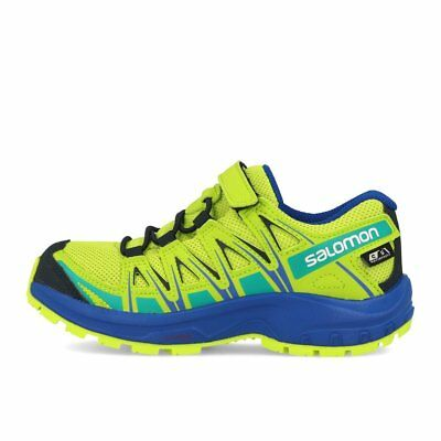 Salomon XA Pro 3D CSWP K Acid Lime Surf The Web Tropical Green Kinder Schuhe 08754498e9d