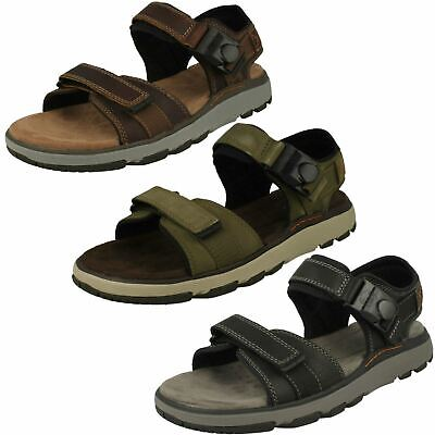 VINTAGE CLARKS OF England Air Trek Three Strap Nonbinary Sandal Sz. M 9 W10