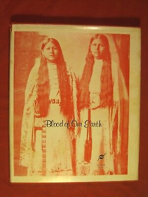1978 Blood Of Our Earth By Sa Su Weh Ponca Book #116 Of 500
