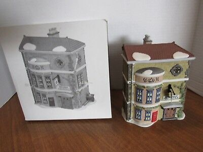 Dept. 56 Dickens Village Series #5801-7 Kings Road Post Office