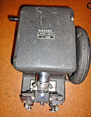 AO American Optical Spencer Model 820 Microtome #2