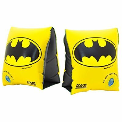 Zoggs Batman Super Hero Armbands 1 - 6 Years, Children's Pool Floaties, Swim Arm