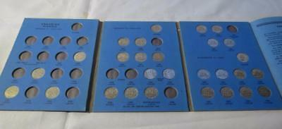 Canadian Nickel Collection 1922-1960 28 Coins No 1925 or 1926