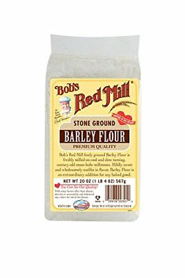 Bob'S Red Mill Barley Flour 20 Ounce Pack Of 4