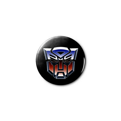 Transformers (Autobots) 1.25in Pins Buttons Badge *BUY 2, GET 1 FREE*