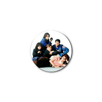 The Breakfast Club (a) 1.25in Pins Buttons Badge *BUY 2, GET 1 FREE*