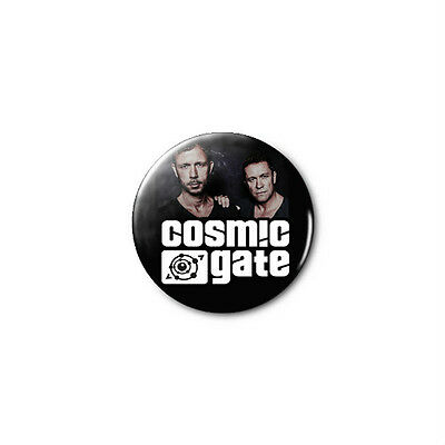 Cosmic Gate 1.25in Pins Buttons Badge *BUY 2, GET 1 FREE*