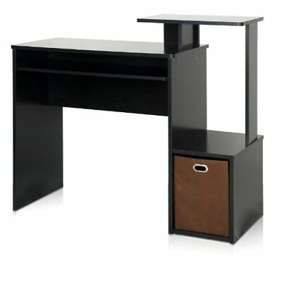 Computer Desk Multipurpose Home Office Writing Table Laptop Workstation pc shelf