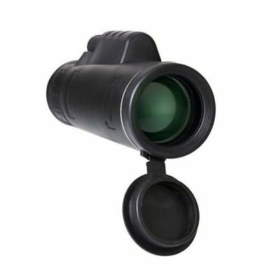 Night Vision 40x60 Travel HD Dual Focus Optical Prism Monocular Telescope X4V8