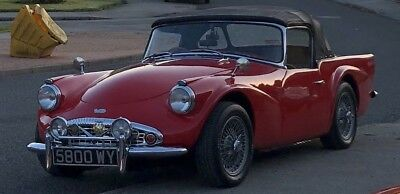 Daimler SP250 (Dart) (classic PX WHY Swap  to the value of around £10k possible)