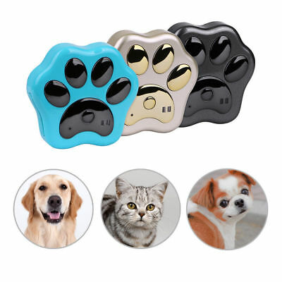Waterproof  3G Pets GPS Tracker Tag Location WIFI Cat Dog  Anti-lost Device