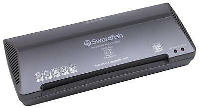 Swordfish A4 Laminator Streamline - Fast And Effective - Hot And Cold Lamination