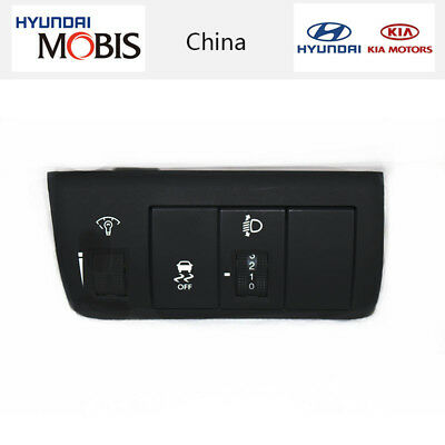 Crash Pad Lower Switch Assembly 933001M080WK For Kia Forte Cerato 2009 2013