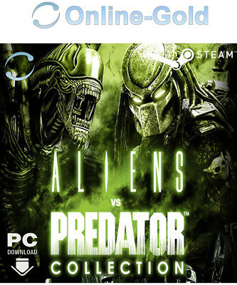 Aliens vs. Predator Collection Version - AvP - STEAM Download Code PC[DE][EU]