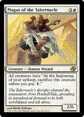 Mtg Magic The Gathering - Magus Of The Tabernacle - Planar Chaos Mint!