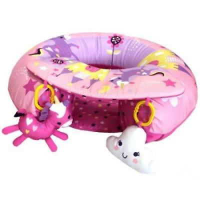 Red Kite Sit Me Up Inflatable Ring Baby Play Unicorn Playnest Pink     NeW