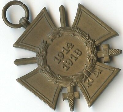 The Honour Cross of the World War For Combatants German WW1 Medal (78)