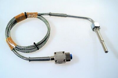 Thermocouple Immersion with Jaeger Connector